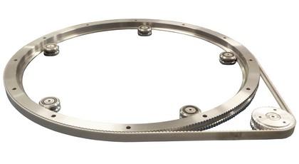 HepcoMotion - Timing belt ring slides, pulleys and belts