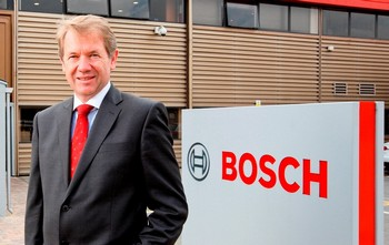 Peter Fouquet, president of Bosch UK