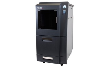 3D Systems Inc Ltd - New 3D printer and print materials range from