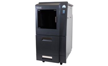 3D Systems Inc Ltd - New 3D printer and print materials