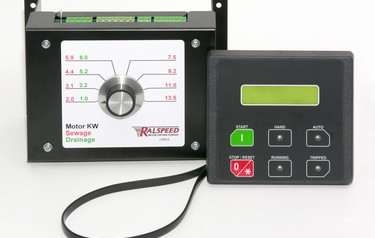 t the heart of Ralspeed's new multi-pump soft starters is wide-range overload protection - ideal for use in applications involving a variety of pumps