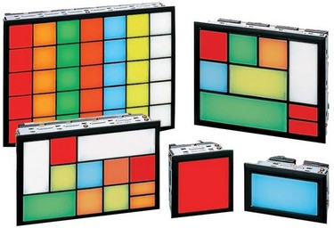 IDEC Electronics - Multi-windows displays