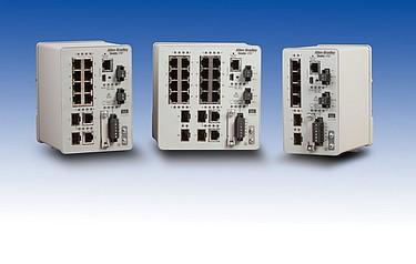 Rockwell Automation Industrial Ethernet Switch Features