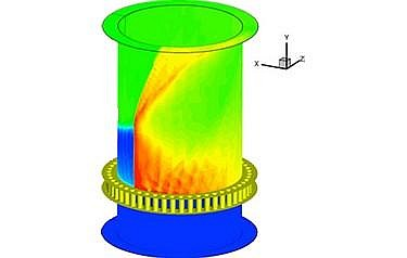 Navy Researchers Look To Rotating Detonation Engines To