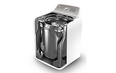 ge smart dispense washing machine