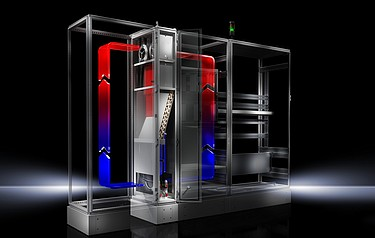 Rittal Rittal Revises It Enclosure Cooling System For