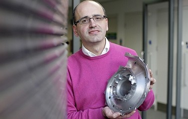 Turbochargers can reduce the size of an engine without compromising on performance, says Professor Martinez-Botas
