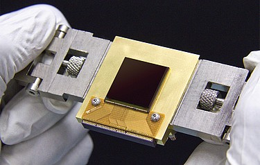 The NEOCam sensor (image courtesy of NASA)
