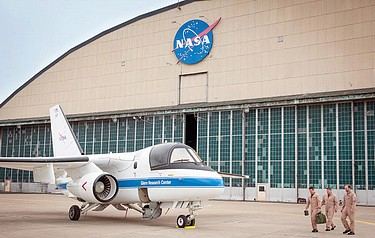 Flight tests in a NASA S-3 Viking twin-engine jet began in May and are expected to continue throughout this month