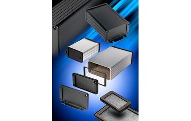 Hammond Electronics - Extruded aluminium enclosures now RFI screened