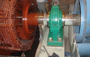 Revolvo - Split bearings avoid major drives reinvestment at cement plant