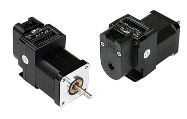 Mclennan servo supplies entry level integrated for Integrated servo motor and drive