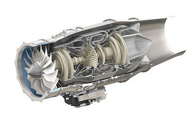 - Baby jet engine from Honda is just 18in across