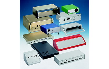 OKW Enclosures Ltd - METCASE offers a custom metal