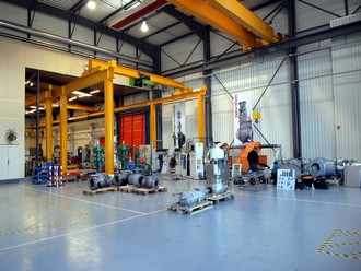 Emerson Automation Solutions - French valve factory expansion