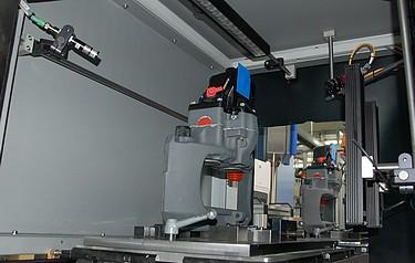 Stemmer Imaging - Disc brake vision inspection system