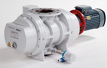 Pfeiffer Vacuum Has Introduced What It Believes Is The Worlds First ATEX Certified Roots Pumps With A Magnetic Coupling