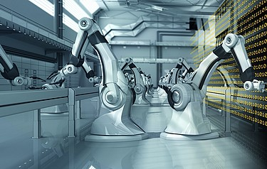 Exhibitor, Harting will be showing integrated solutions for the smart factory of the future