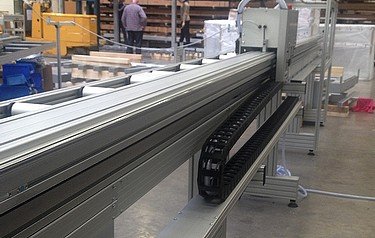 Lenze ltd sawn to length with spot on precision - Profil system baillargues ...