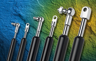 Ace Fabreeka UK - New replACE range of gas spring equivalents