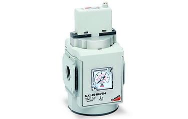 Camozzi Pneumatics - Electronic proportional pressure
