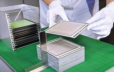 Fraunhofer develops fuel cells for domestic heat and power