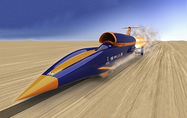 Image courtesy of BLOODHOUND SSC