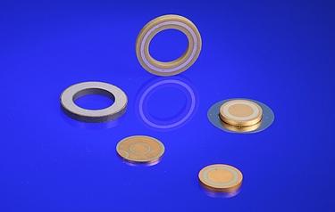 Morgan Advanced Materials - Piezoelectric materials for high