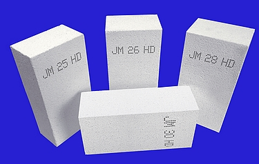 JM-HD (High-density) series insulating bricks