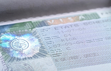 Many modern documents include holograms to enhance their security (image: Shutterstock)